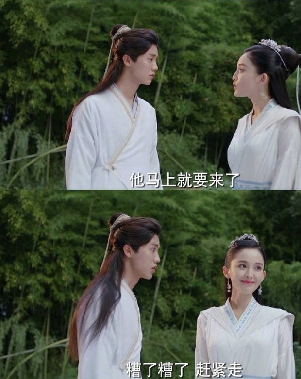 """Trạch Thiên Ký: """"Mi nhon"""" như Luhan mà bế được Na Trát cũng tài thật! - Ảnh 2."""