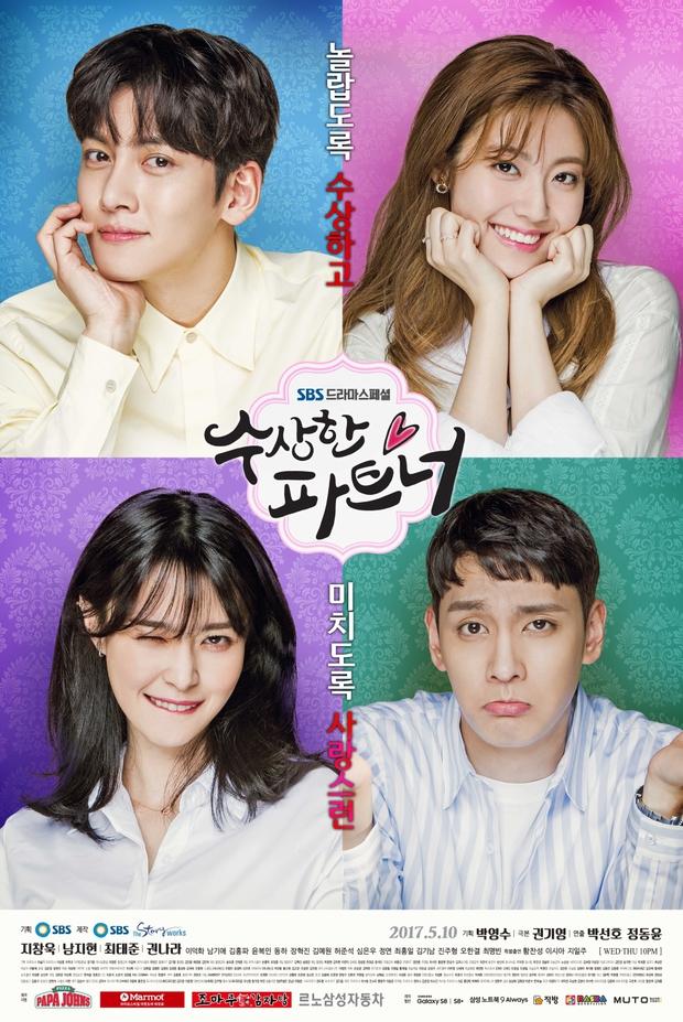 Ji Chang Wook lép vế trước Yoo Seung Ho trên màn ảnh Hàn khi vừa đụng độ? - Ảnh 2.