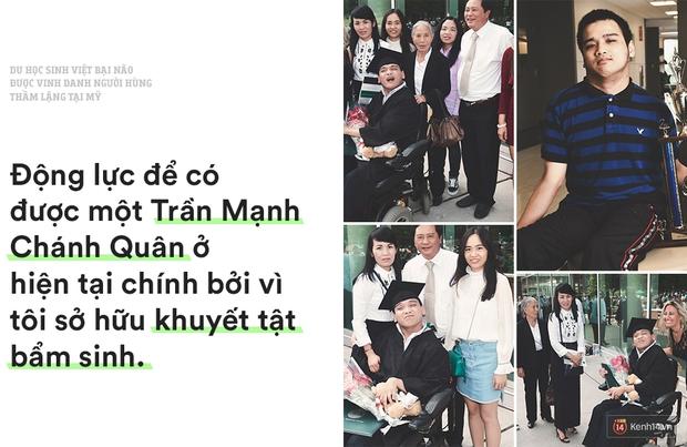 Du học sinh Việt bại não được vinh danh người hùng thầm lặng tại Mỹ nhờ lòng tốt và lối sống truyền cảm hứng - Ảnh 5.