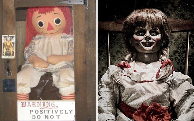 Điểm mặt những con búp bê đáng sợ trên thế giới dường như có họ hàng với Annabelle - Ảnh 1.
