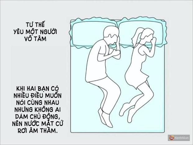 Tư thế ngủ nói lên điều gì về mối quan hệ yêu đương của bạn? - Ảnh 3.