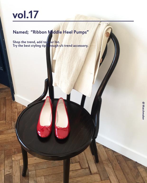 Thu này nếu định sắm thêm giày, bạn nhất định nên chọn giày búp bê màu đỏ vì nó sắp thành hot trend đến nơi rồi! - Ảnh 14.