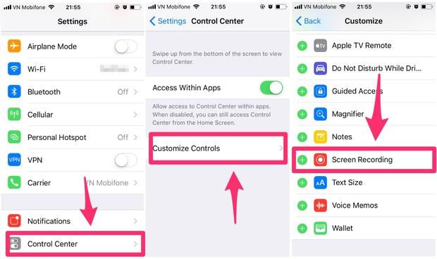 Bạn có biết cách quay màn hình iPhone bằng tính năng sẵn có trên iOS 11 chưa? - Ảnh 2.