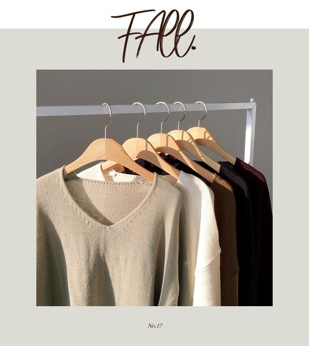 Áo dệt kim: lại thêm chiếc áo không thể thiếu của mùa thu bởi nàng nào diện vào cũng dịu dàng hơn bội phần - Ảnh 2.