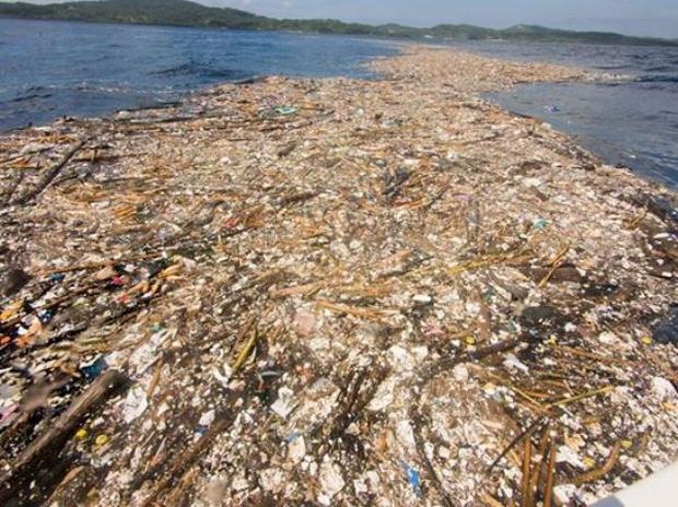 Tưởng bãi rác khổng lồ nhưng không ai ngờ, đây chính là quần đảo thiên đường Caribbean từng hút khách du lịch - Ảnh 2.