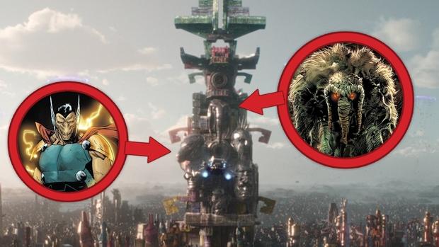 19 chi tiết thú vị mà có thể bạn đã bỏ lỡ khi xem Thor: Ragnarok - Ảnh 2.
