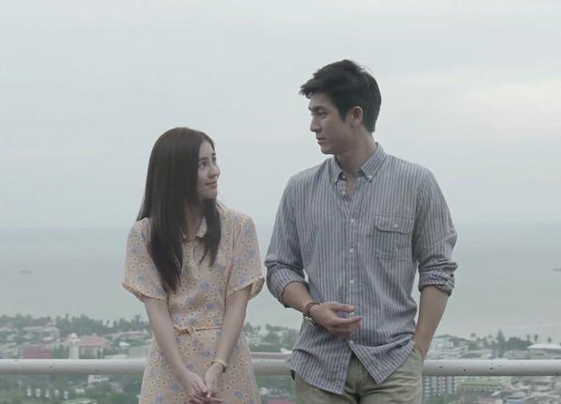 """""""Song Hye Kyo của Thái"""" Aom Sushar lột xác trong phim kinh dị """"Khách Sạn Ma"""" - Ảnh 2."""