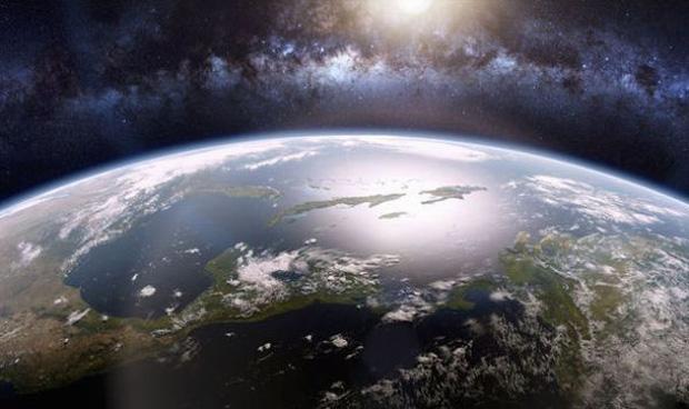 Phát biểu gây sốc của hơn 500 chuyên gia: Trái Đất là một chiếc đĩa bay trôi nổi trong vũ trụ - Ảnh 2.