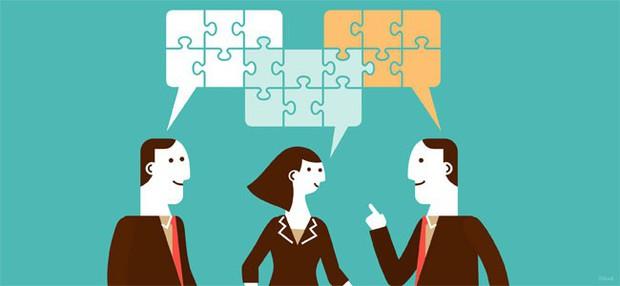 Chuyên nghiệp trong giao tiếp, làm sao để nói chuyện với người mà cả hai đang bất đồng quan điểm - Ảnh 2.
