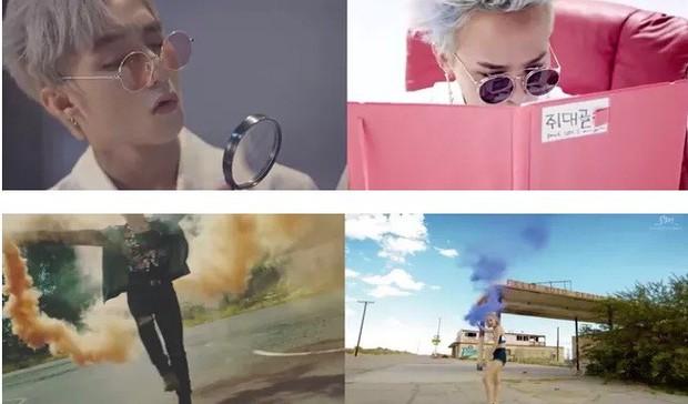 Không đạo kịch bản thì là cảnh quay, loạt MV Việt này từng khiến fan Kpop nổi giận vì vay mượn ý tưởng lộ liễu - Ảnh 18.
