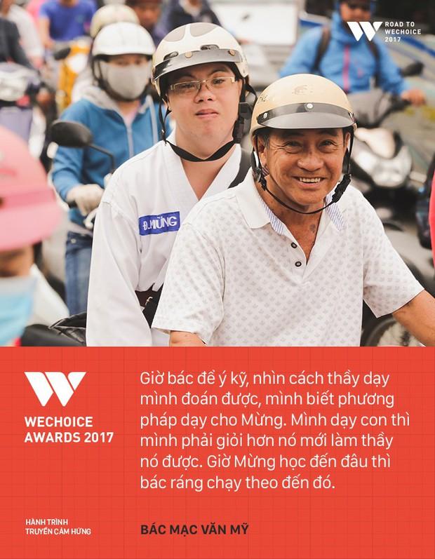 Chặng đường Road to WeChoice 2017: Sống lạc quan cũng là cách tiếp thêm cho mình cảm hứng mỗi ngày - Ảnh 2.
