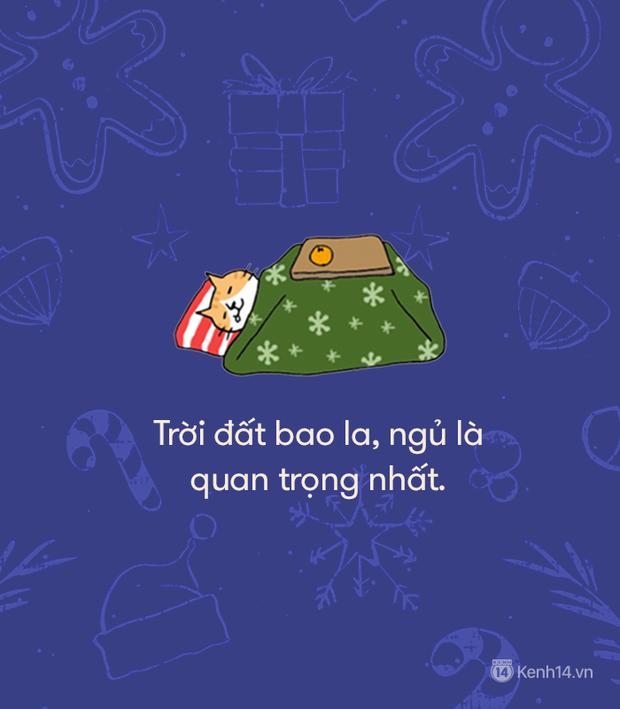 Cẩm nang: Noel không có gấu thì làm gì? - Ảnh 3.