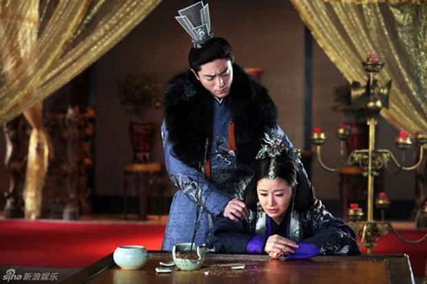 9 bộ phim giúp giới giải trí Hoa Ngữ có được những cặp đôi phim giả tình thật - Ảnh 42.