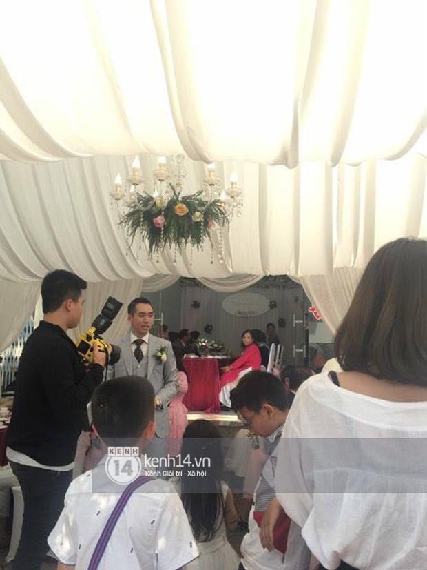 ĐỘC QUYỀN: Tú Linh M.U cực xinh đẹp trong đám cưới - Ảnh 5.
