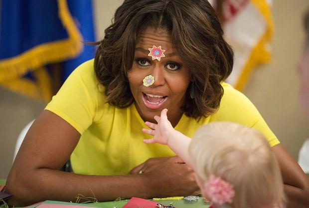 Dù phải chia tay thế nhưng người ta sẽ mãi nhớ về bà Michelle Obama với 30 hình ảnh này - Ảnh 39.