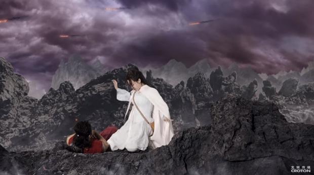 """""""Thượng Cổ Tình Ca"""" của Huỳnh Hiểu Minh: Thử thách cực hạn với khán giả! - Ảnh 20."""