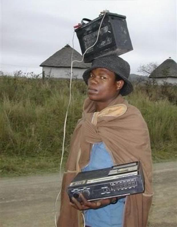 20 phát minh level tạm bợ chứng tỏ người châu Phi đúng là bậc thầy sáng chế - Ảnh 23.