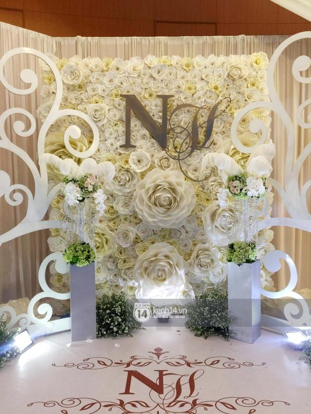 Huy Nam (La Thăng) cưới bà xã hot girl, chính thức lên xe hoa trước người đồng đội Kelvin Khánh - Ảnh 10.
