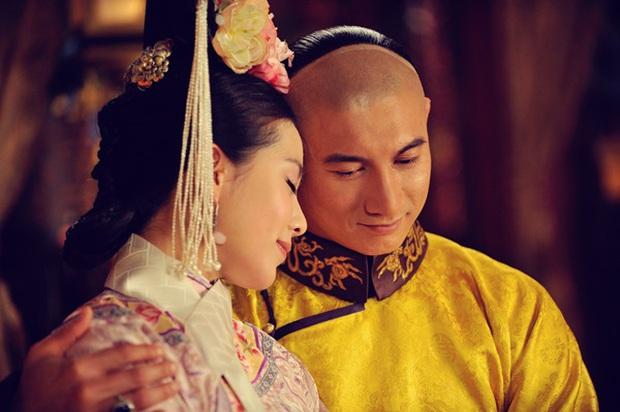 9 bộ phim giúp giới giải trí Hoa Ngữ có được những cặp đôi phim giả tình thật - Ảnh 22.