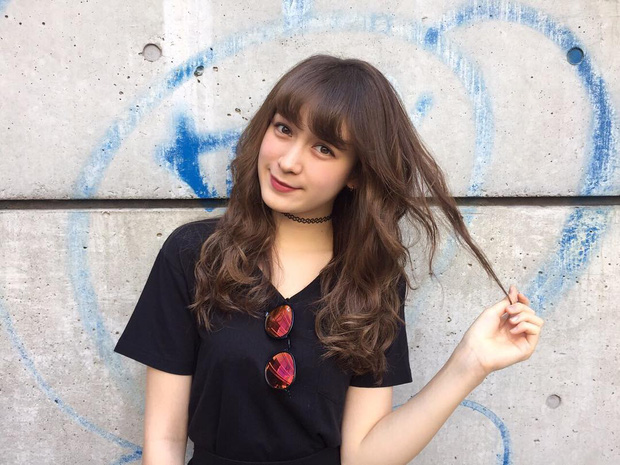 Cô gái Nhật đã xinh lại còn lai Mỹ, đúng là không thể không yêu rồi! - Ảnh 8.