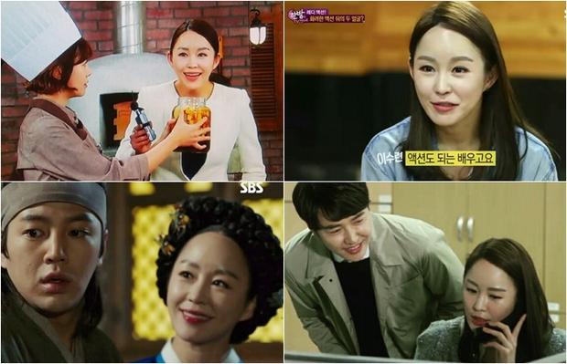 Nữ vệ sĩ đầu tiên của Tổng thống Hàn gây sốt vì quá đẹp và giờ cô đã trở thành diễn viên - Ảnh 19.