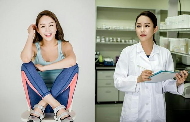 Nữ vệ sĩ đầu tiên của Tổng thống Hàn gây sốt vì quá đẹp và giờ cô đã trở thành diễn viên - Ảnh 18.