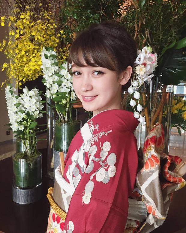 Cô gái Nhật đã xinh lại còn lai Mỹ, đúng là không thể không yêu rồi! - Ảnh 17.