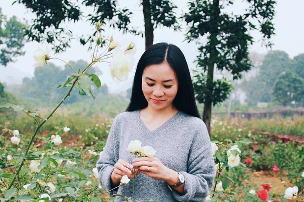 Con đường khởi nghiệp với 20.000 gốc hoa hồng sạch của nữ luật sư Hà Nội - Ảnh 12.