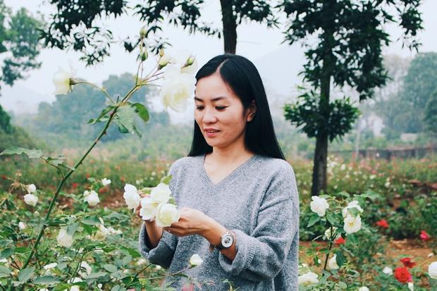 Con đường khởi nghiệp với 20.000 gốc hoa hồng sạch của nữ luật sư Hà Nội - Ảnh 11.