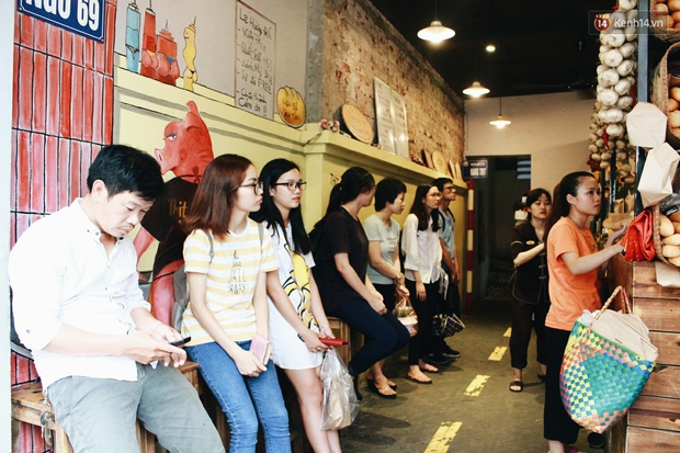 Hợp tác xã thịt xiên ở Hà Nội gây mê thực khách bằng những biển quảng cáo dí dỏm - Ảnh 12.