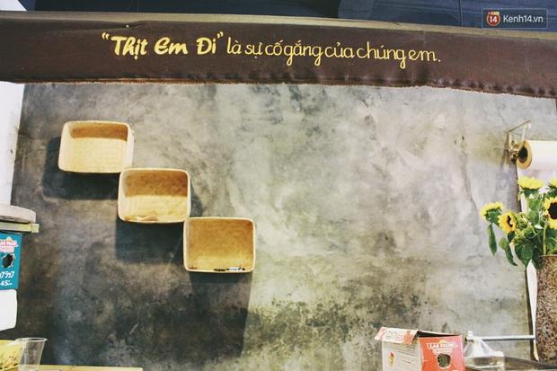 Hợp tác xã thịt xiên ở Hà Nội gây mê thực khách bằng những biển quảng cáo dí dỏm - Ảnh 7.
