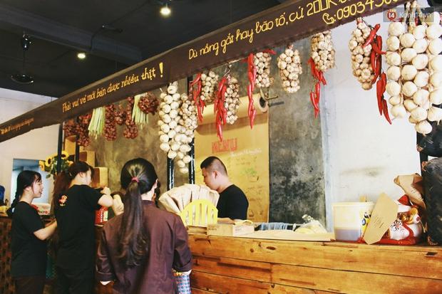 Hợp tác xã thịt xiên ở Hà Nội gây mê thực khách bằng những biển quảng cáo dí dỏm - Ảnh 8.