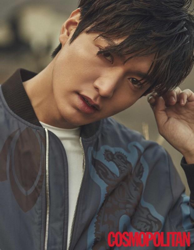 Lee Min Ho không thích điều này: Suzy cặp kè trai lạ? - Ảnh 3.