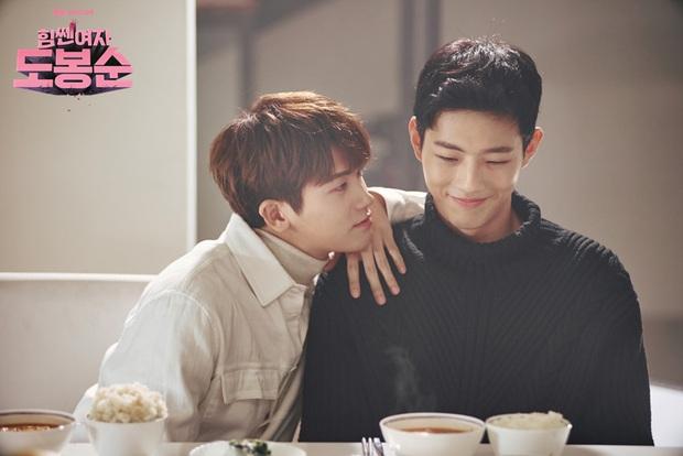 Sau Park Hyung Sik, đến lượt Park Bo Young thú nhận tình cảm với Minmin! - Ảnh 3.