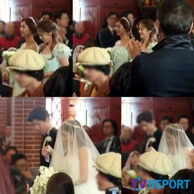Hôn lễ đẹp nhất xứ Hàn: S.E.S tái hợp, chủ tịch SM Lee Soo Man cùng dàn sao khủng xuất hiện - Ảnh 17.