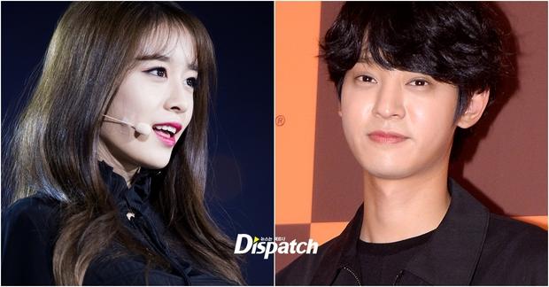 Chia tay Lee Dong Gun, Jiyeon chuyển sang hẹn hò nam ca sĩ từng dính bê bối quấy rối tình dục? - Ảnh 1.