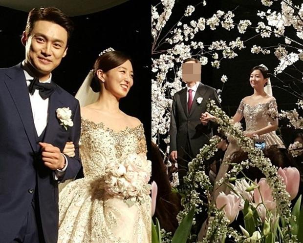 Hôn lễ của diễn viên Vì Sao Đưa Anh Tới gây sốt nhờ màn đọ dáng của Mẹ Kim Tan và dàn mỹ nhân - Ảnh 21.
