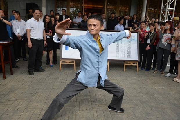 """Tỷ phú Jack Ma """"bon chen"""" đóng phim với Chân Tử Đan và Lý Liên Kiệt - Ảnh 6."""