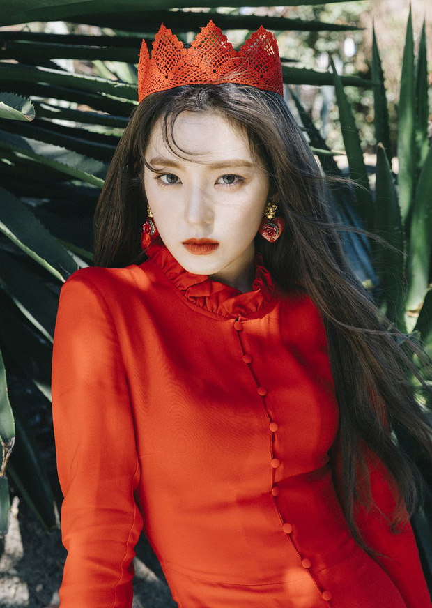 Irene: Nữ thần sở hữu khuôn mặt đẹp nhất hay... đơ nhất Kpop? - Ảnh 1.