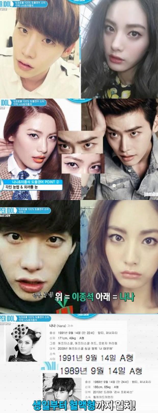 Sự trùng hợp kỳ lạ: Lee Jong Suk và cựu gương mặt đẹp nhất thế giới vừa giống nhau, vừa cùng ngày sinh, nhóm máu - Ảnh 5.