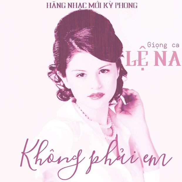 Bật cười khi Taylor Swift, Lady Gaga... hóa cô Ba Sài Gòn trên bìa album! - Ảnh 7.