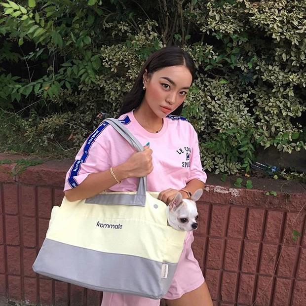 Việt Nam có Minh Tú, Hàn Quốc lại có người mẫu Kim Shony sở hữu body hot chẳng kém cạnh! - Ảnh 14.