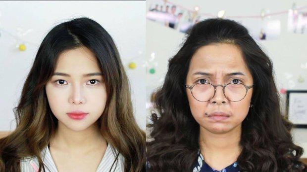 Nữ thạc sĩ tương lai có tài makeup đổi mặt: Sống trọn với điều mình yêu - Ảnh 6.