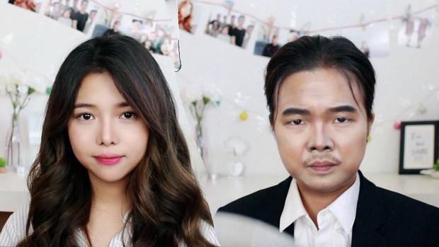 Nữ thạc sĩ tương lai có tài makeup đổi mặt: Sống trọn với điều mình yêu - Ảnh 9.