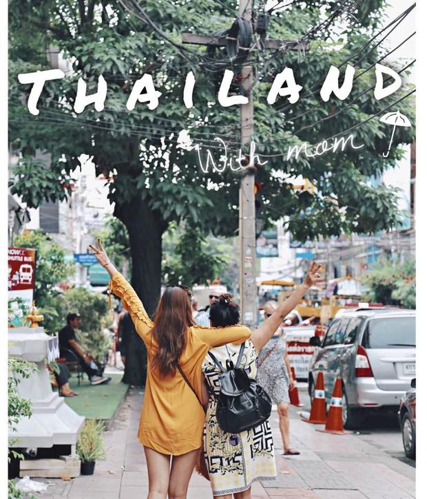 Xem bộ ảnh 9x đưa mẹ vi vu Thái Lan mới thấy mẹ cũng thích đi, thích sống ảo như ai! - Ảnh 2.