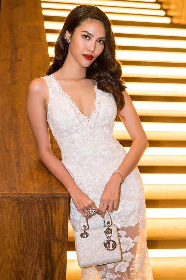 """Loạt người đẹp chia sẻ kinh nghiệm và đặt kì vọng vào Huyền My tại """"Miss Grand International 2017"""" - Ảnh 2."""