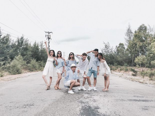 Nhìn bộ ảnh đáng yêu quên sầu của nhóm bạn thân này, ai dám bảo đi du lịch Quảng Ninh là ít chỗ để pose! - Ảnh 10.