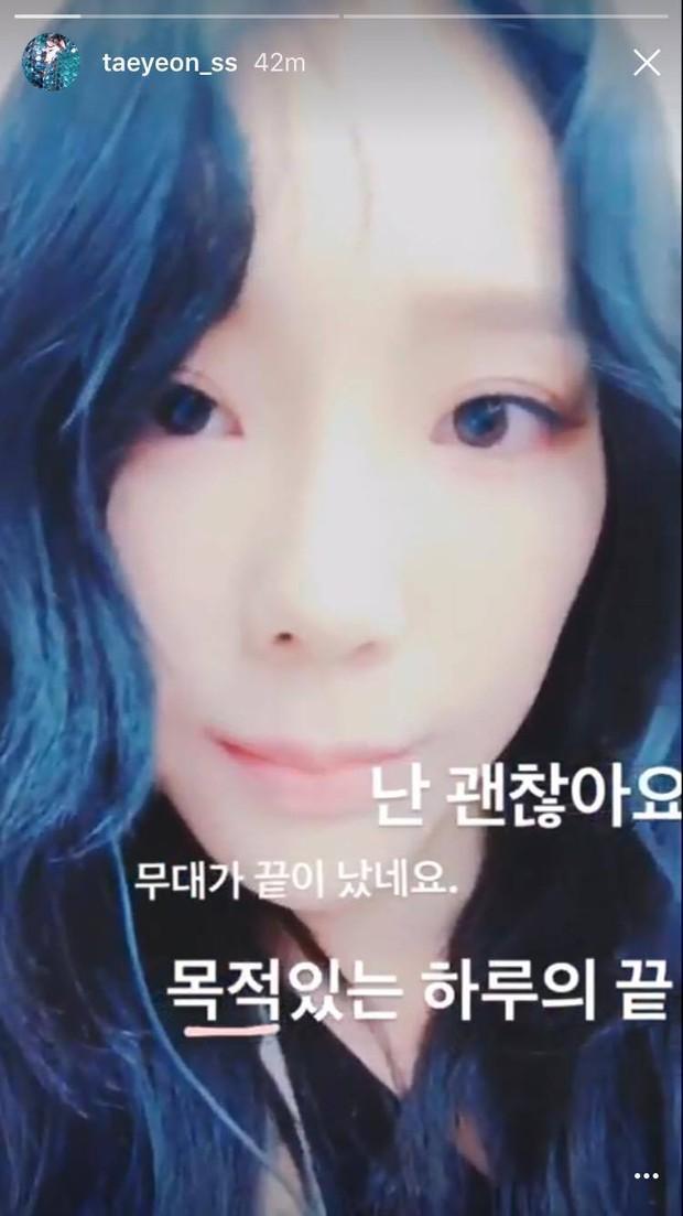 Taeyeon đăng clip nhăn mặt, chỉ điểm SM có lỗi trong vụ việc sàm sỡ gây chấn động - Ảnh 4.