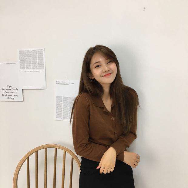 Lâu lắm mới thấy một cô bạn Hàn Quốc xinh rất tự nhiên vậy đấy - Ảnh 8.