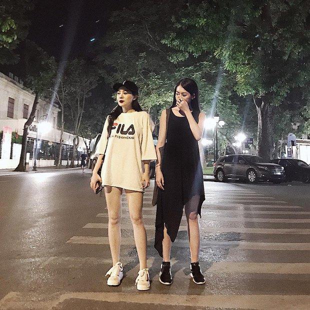 Giới trẻ châu Á người người nhà nhà đang diện T-shirt và sneaker Fila chất phát ngất ra sao? - Ảnh 17.